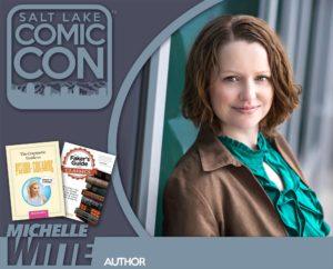 Michelle Witte Salt Lake Comic Con 2016